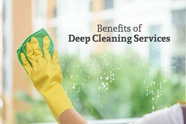 What are the Benefits of a Professional Deep Cleaning Service?