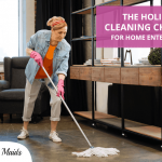 The Holidays Cleaning Checklist For Home Entertaining - Love My Maids