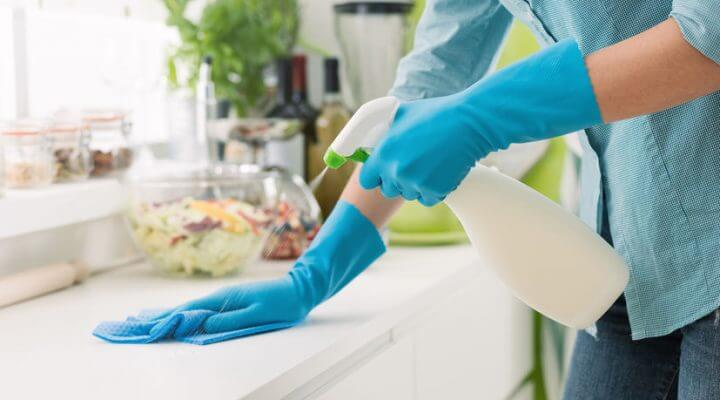 How to Properly Disinfect Your Home
