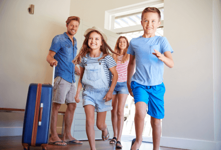 Vacation Rental Cleaning Services in Arlington TX