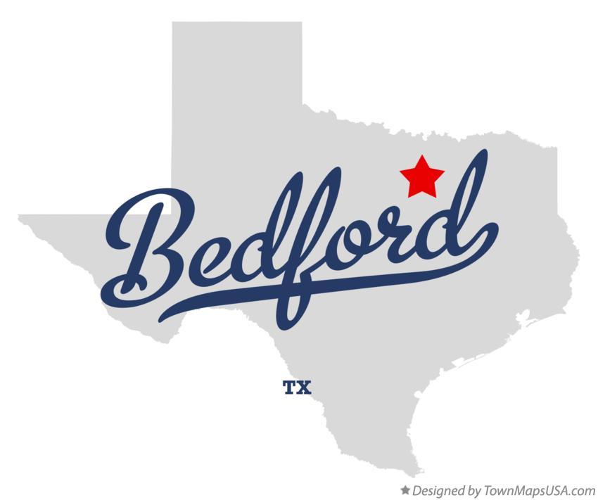 Bedford TX Logo