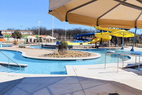 Hurst TX water park