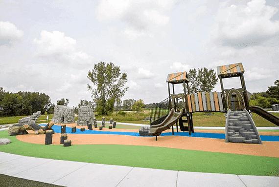 Kelle TX Playground