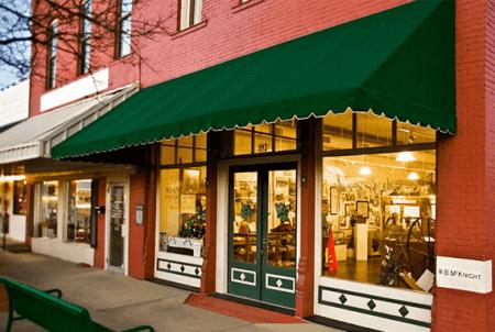 Mansfield Historic District